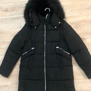 Derek Lam 10 Crosby Convertible Puffer Jacket
